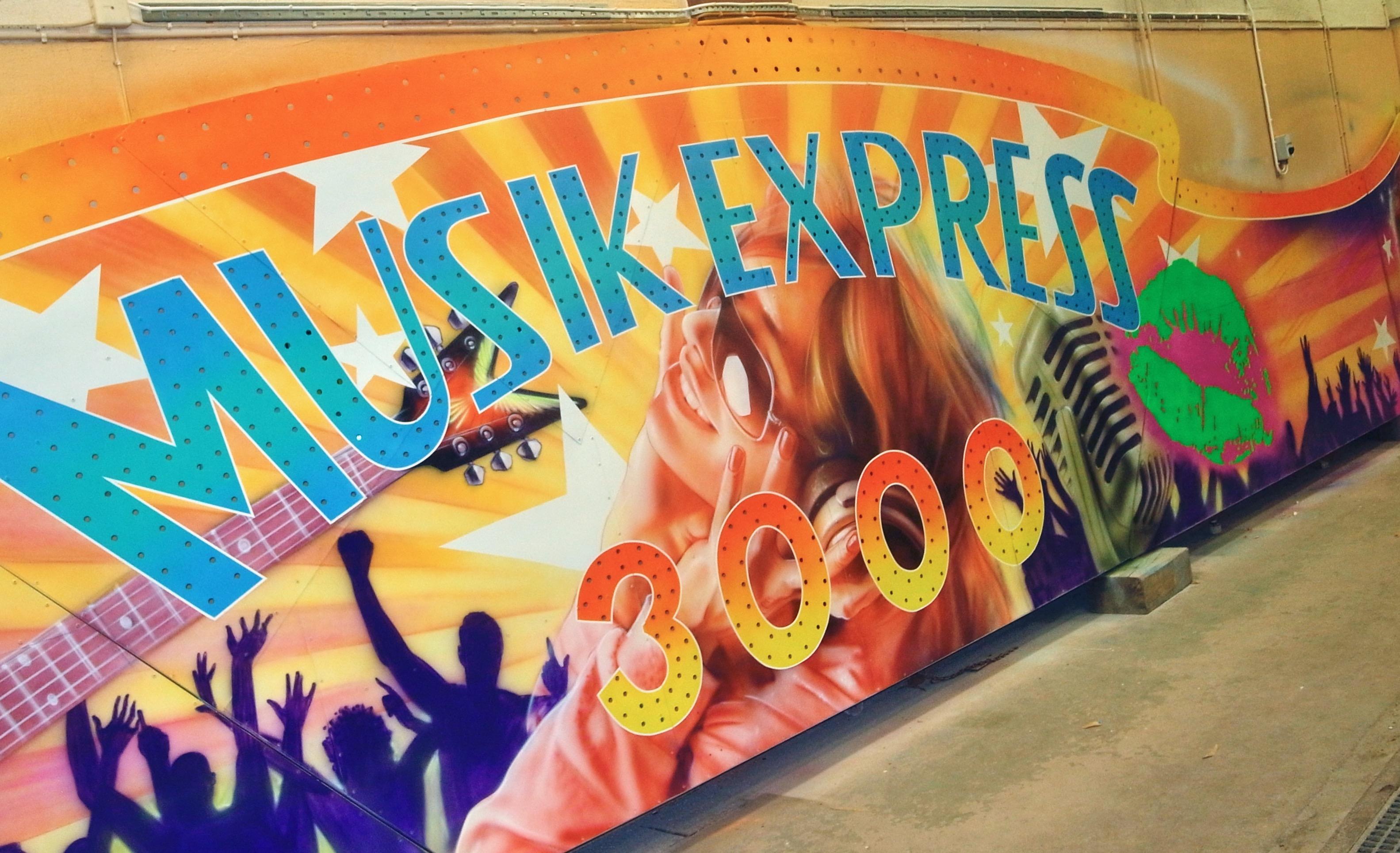 Musik Express. Kalasbolaget.