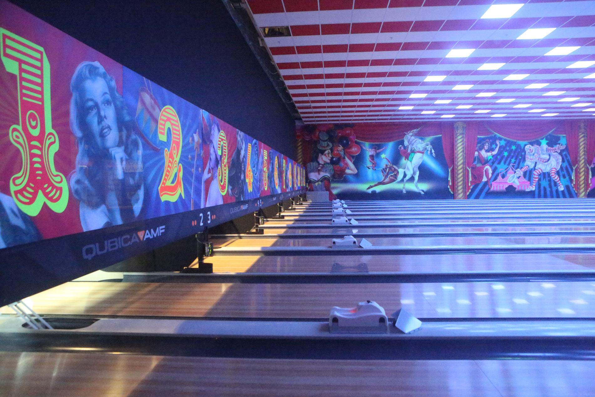 Bowling Exploria
